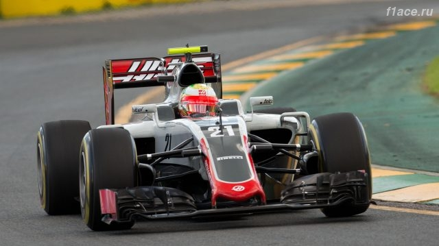 Команда ХААС (Haas F1 Team). История.