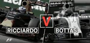 ТОП 10 обгонов 2016 года Формулы 1