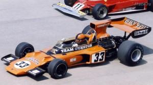 Эдди Кейзан, Lotus 72E-Ford, 1974