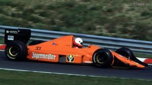 Грегор Фойтек, EuroBrun ER-189, 1989