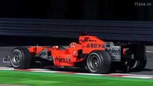 Кристиан Альбертс, Спайкер MF1 Racing M16, 2006