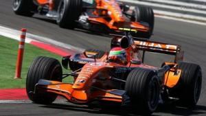 Оранжевые болиды в Формуле 1.