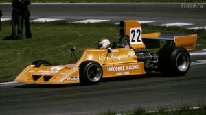 Верн Шуппан, Theodore Ensign N174, 1974
