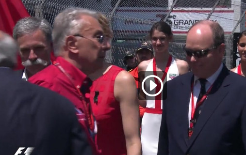 Смотреть запись гонки гран-при Монако 2017