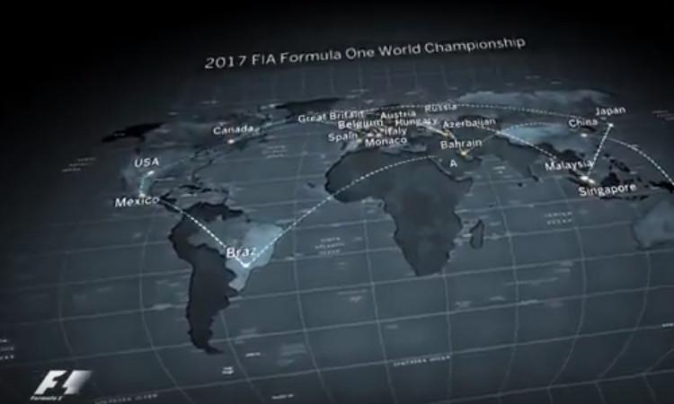 Запись квалификации гран-при Великобритании 2017