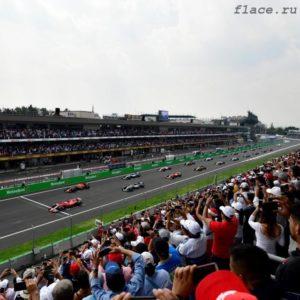 Календарь ЧМ Формулы 1 на 2018 год