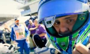 Смотреть сезон 2017 Ф1 в замедленной съёмке