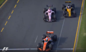 ТОП 10 обгонов Формулы 1 сезона 2017 года
