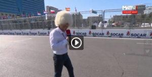 Гонка Ф1 гран-при Азербайджана 2019