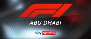 Запись гонки гран-при Абу-Даби 2020